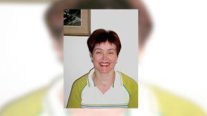 Kainuun CP-yhdistyksen pitkäaikaisen puheenjohtajan Merja Mularin kuva