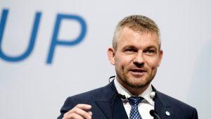 Slovakian pääministeri Peter Pellegrini ilmoitti maan karkottaneen venäläisen diplomaatin.