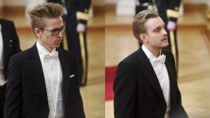 Topias Taavitsainen ja Jesse Vainikka.