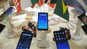 Huawei älypuhelin
