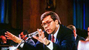 William Barr vuonna 1991