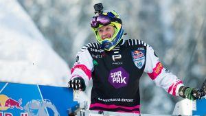 Mirko Lahti kuvassa