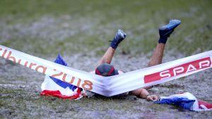 Maastojuoksun alle 23-vuotiaiden Euroopan mestari Jimmy Gressier