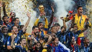 Ranska on maailmanmestari