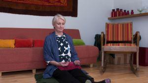 MBSR mindfulness ohjaaja Leena Pennanen