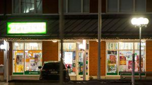 Itäväylän apteekki Haminassa