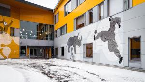 Nikkilän koulu
