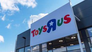 Toys R Us -lelukauppa