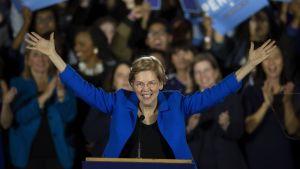 Senaattori Elizabet Warren uskoo keskiluokan ratkaisevan Yhdysvaltain seuraavat presidentinvaalit.