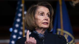 Demokraattien Nancy Pelosin odotetaan nousevan torstaina yhdeksi maailman vaikutusvaltaisimmista naisista.