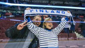 Suomi-fanit kanadassa