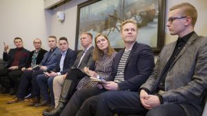 Nuorisjärjestöjen vaalidebatt / Botta 08.01.2018