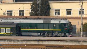Kim Jong Unin juna.
