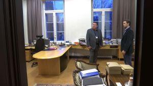 Kaupunginjohtajan huone