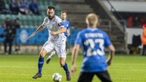 Tim Sparv Viroa vastaan