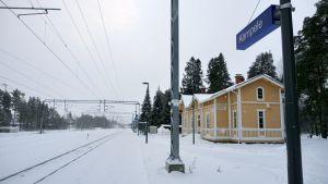 Kempeleen asema 15.1.2019.