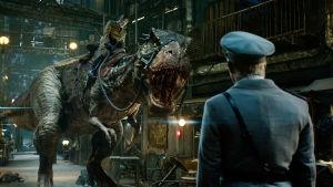natsi ja dinosaurus