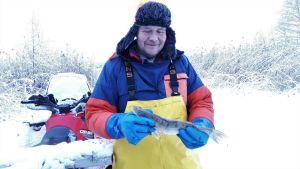 Jukka Toivonen, kuha, kalastus