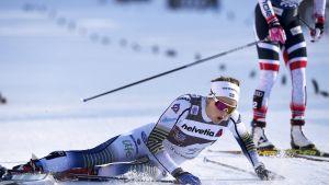 Stina Nilsson kuvassa