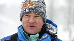 Matti Haavisto.
