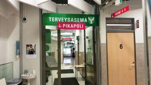 Rovaniemen terveyskeskus pikapoli laboratorio