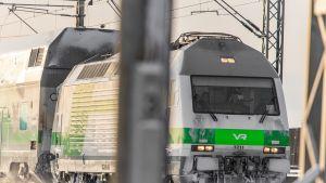 VR junaliikenne rautatiet matkustajaliikenne