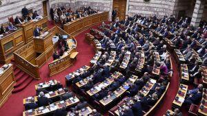 Kreikan parlamentti