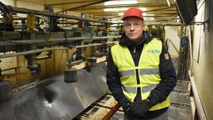 Sahateollisuus ry:n puheenjohtaja Pekka Kopra
