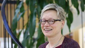 Kolarin kunnanjohtaja Kristiina Tikkala