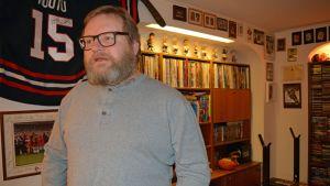 Keräilijä Olli-Matti Matihalti