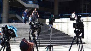 Toimittajana työskentely on Venezuelassa haastavaa.