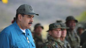 Venezuelan presidentti Nicolas Maduro