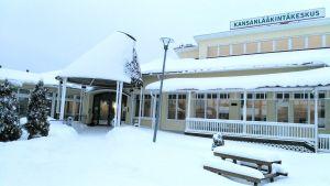 Kaustisen kansanlääkintäkeskus.