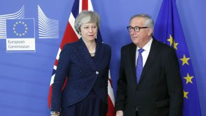 May ja Juncker