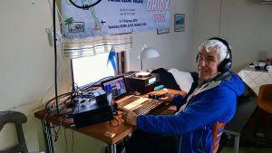Radioharrastajat koolla