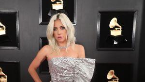 Lady Gaga kuvattuna Grammy-gaalassa 10. helmikuuta 2019.