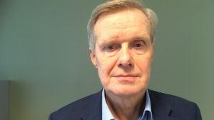PHHYKY:n vt. toimitusjohtaja Veli Penttilä