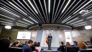 Espanjan pääministeri Pedro Sánchez ilmoitti uusista vaaleista.