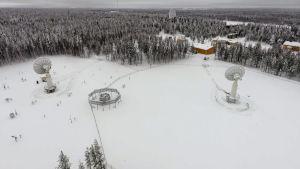 arktinen avaruuskeskus Sodankylässä