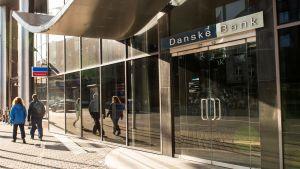 Danske Bankin konttori Tallinnassa