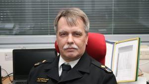 Pelastusjohtaja Jyrki Landstedt