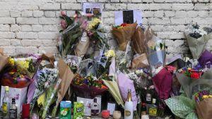 Viime vuonna huhtikuussa lontoolaismies kuoli puukotukseen Lontoossa.