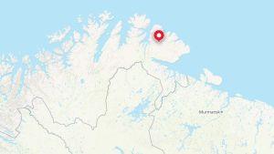 Suomalainen leijahiihtäjä kateissa Norjan Finnmarkissa
