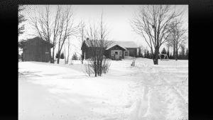 Tauno Pasasen talo.