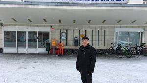 Itä-Savon sairaanhoitopiiri Sosterin hallituksen puheenjohtaja Pekka Nousiainen