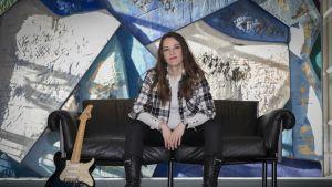 Blueskitaristi Erja Lyytinen
