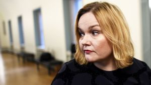 SDP:n kansanedustaja, valiokunnan puheenjohtaja Krista Kiuru.