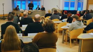Valtuuston kokous