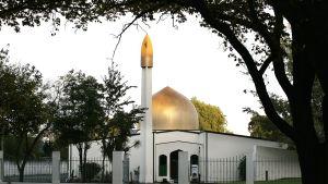 Masjid Al Noor -moskeija Christchurchissa.