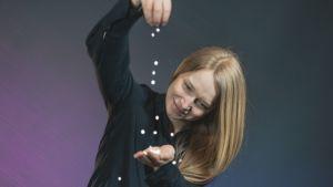 Marjut Mäntymaa lopetti hormonaalisen ehkäisyn käytön 15 vuoden käytön jälkeen.
